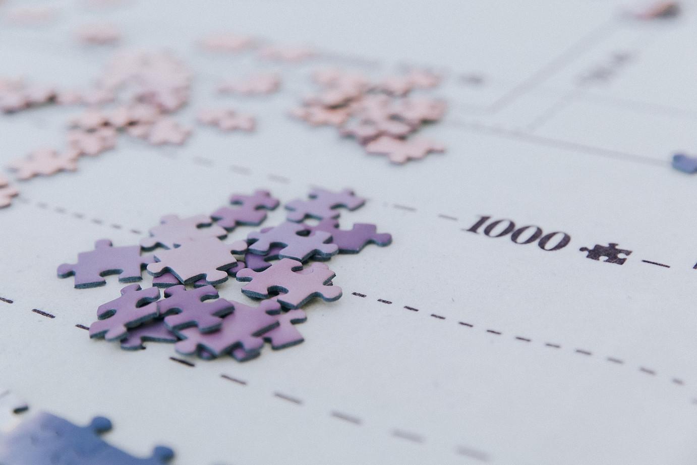Chemobrain Puzzleteile